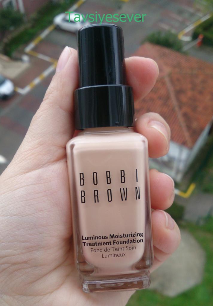 tavsiyesever-bobbi-brown-luminous-treatment-fondoten